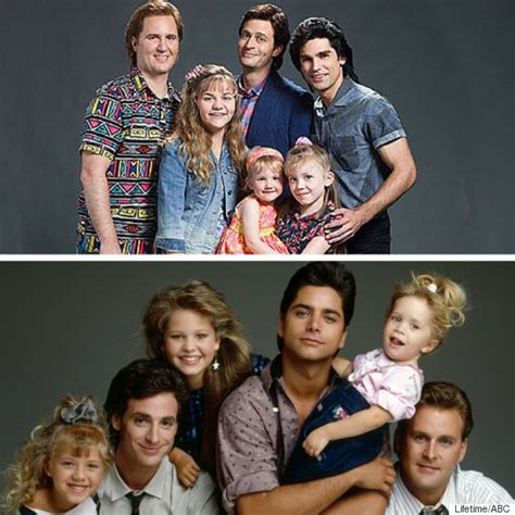 who lives in the full house house it s unclear why the unauthorized full house story exists but here s the cast