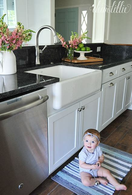 Dear Lillie: A New Delta Faucet for Brooke and Rob's