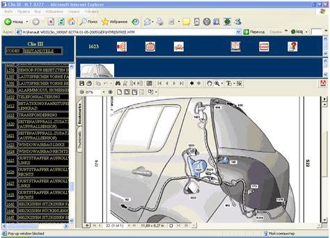 renault megane cabriolet wiring diagram k