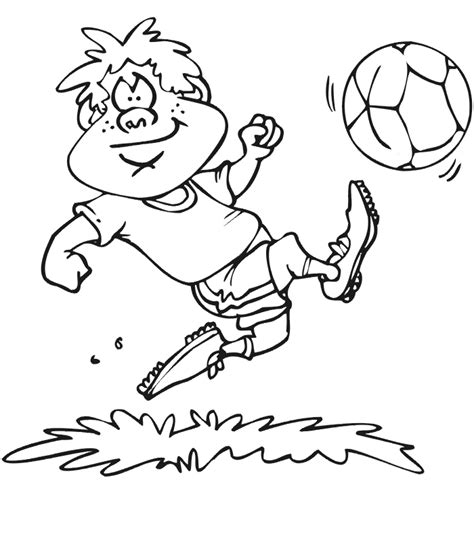 Soccer Coloring Pages Coloring Pages To Print Soccer Coloring Pages