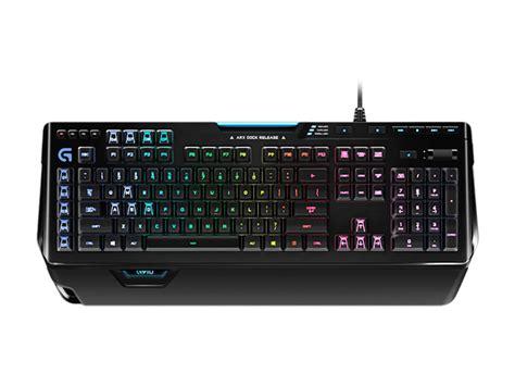 Logitech G910 Spectrum logitech g910 spectrum rgb mechanical gaming