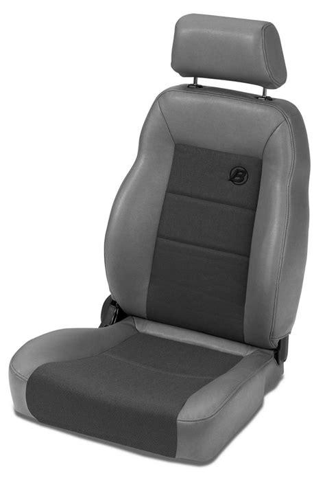 Bestop TrailMax II Pro Front Seat