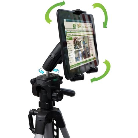 Tripod Tab chargercity hdx2 rm8 record periscope tablet tripod