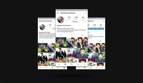 layout instagram not working instagram profile mockup 2016 latest free download on