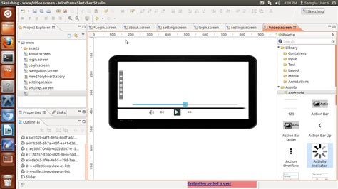 ui layout tool vinodh kumar mobile ui design tool for wireframe mockup