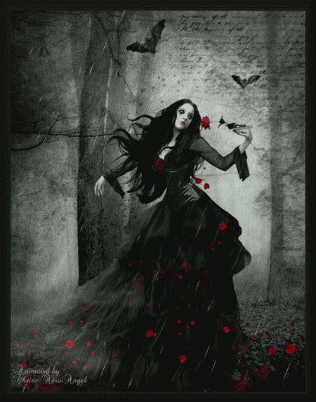 imagenes satanicas sexis touching hearts gothic vampire magic animated gif