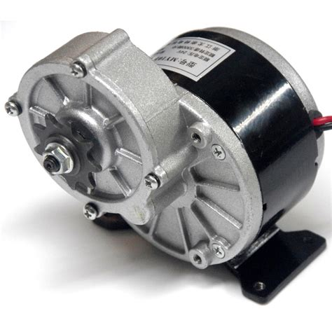 24v Electric Motor by United My1016 350w 24v Dc Brushed Gear Motor 400 Rpm