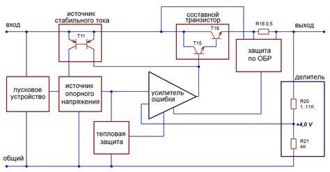 dc voltage regulator wiring diagram marine voltage