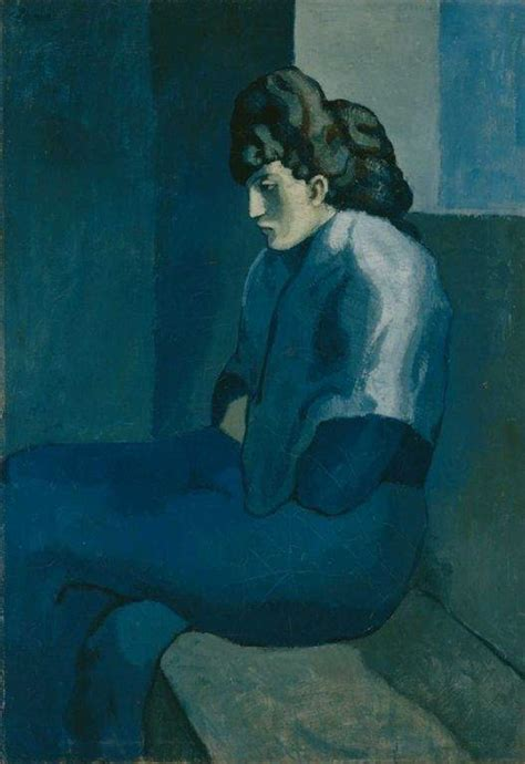 la chambre bleue picasso picasso s blue period picasso and color psychology
