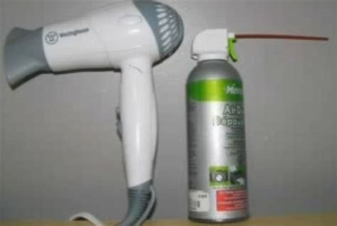 Hair Dryer To Fix Ylod how to fix your car dent with a hair dryer 171 auto maintenance repairs wonderhowto
