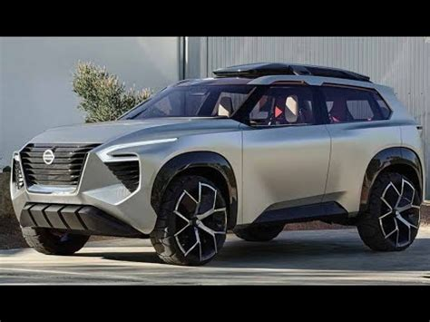 2020 Nissan Nv3500 by The Amazing Nissan X Motion Concept 2019
