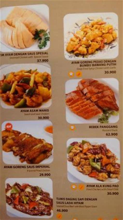 Imperial Kitchen Menu menu of imperial kitchen dimsum kuningan city picture of imperial kitchen dimsum kuningan