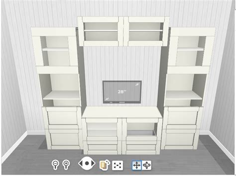 Ikea Besta Planner by Besta Ikea Hack Custom Look Built Ins With Style