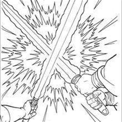 imagenes para colorear batalla de la victoria dibujos para colorear batalla de sables l 225 zer es