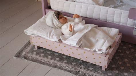 come fare un letto a baldacchino come fare un letto per le bambole fai da te