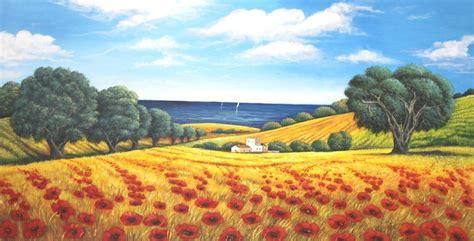 paesaggi corso completo di 8854033308 co di primavera quadri dipinti faber arte