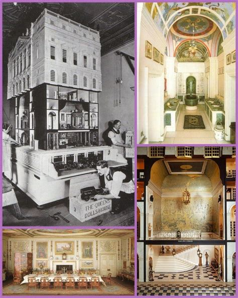 queen mary s dolls house 1000 images about queen mary s dollhouse on pinterest