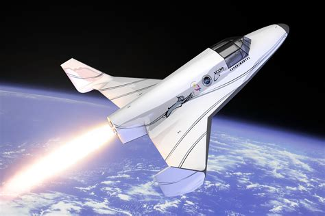Lynx Spacecraft To Give Big Boost To Space Tourism