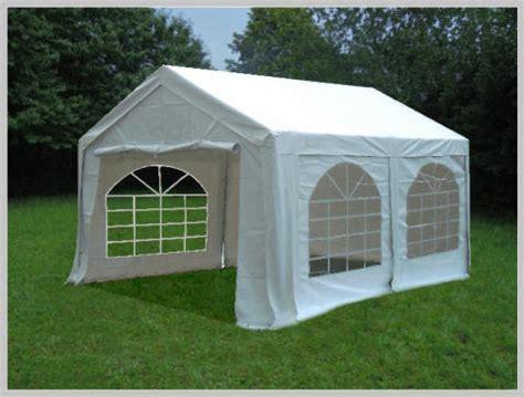 stabile pavillons 4x4m pavillon pavillion festzelt partyzelt 4x4m modular pro pvc