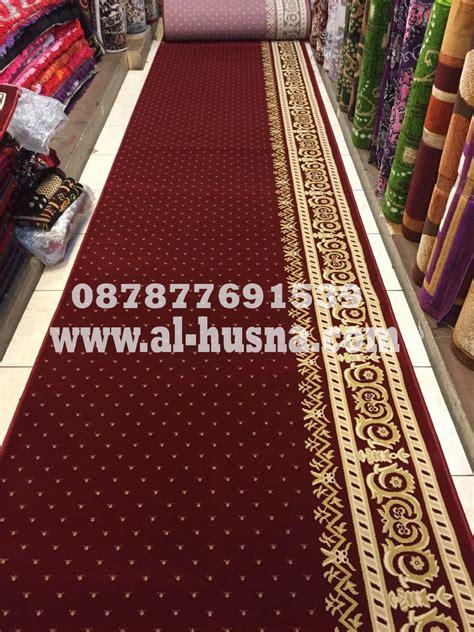 Karpet Masjid Per Gulung karpet masjid roll royal tebriz 087877691539 al husna