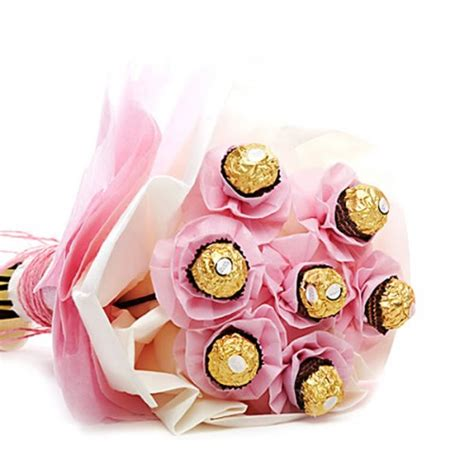 Send Bouquet by Send Chocolate Bouquet By Giftjaipur In Rajasthan