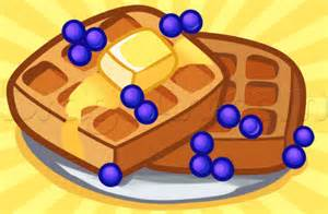 how to draw waffles step by step food pop culture free online drawing tutorial added by