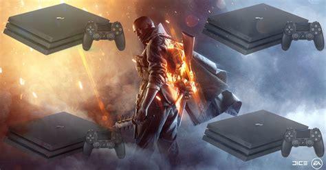 Kaset Ps 4 Battlefield 1 battlefield 1 donos de ps4 pro t 234 m mais vantagens no multiplayer