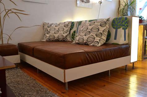 sofa selber bauen selbstgebaute moebel