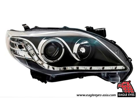 Lu Projector Eagle Eye toyota altis projector l hl 133 max automart gombak