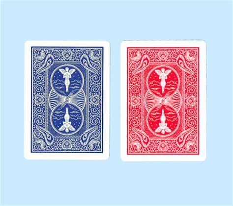 Bicycle Mandolin Back bicycle mandolin cards mandolin cards