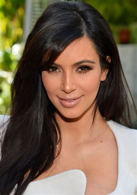 long hairsylers black women for 28y of age top 15 kim kardashian hairstyles kim haircuts pictures
