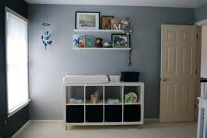 Bookcase Changing Table Jany 2011