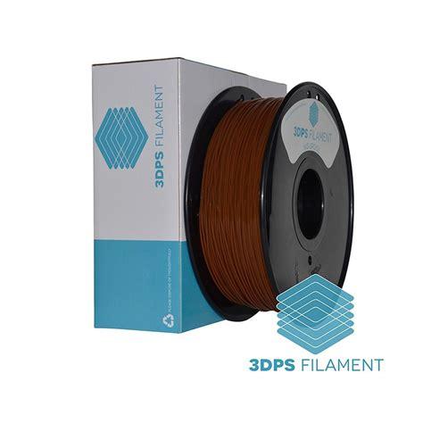 3d Print Filament Reddish Brown 3dps brown pla 1 75mm 3d printer filament