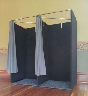 Portable Fitting Room by 1 2 3 4 Change Rooms Or More Instant Retail