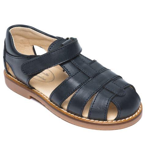 boys sandal gaspard boys sandals menthe et grenadine