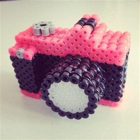 3d perler bead 13 lovely hama bead designs for summer collections of