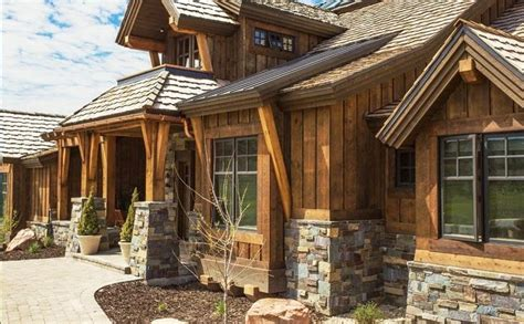 Cabin Siding Ideas - hardie board log cabin siding search house
