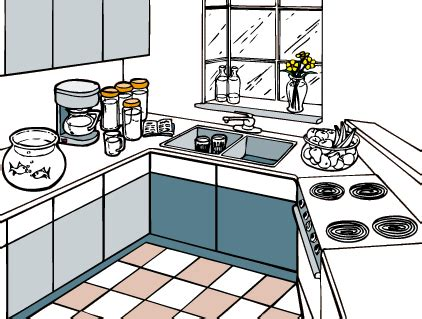 kitchen clipart 7 id 19105 clipart pictures