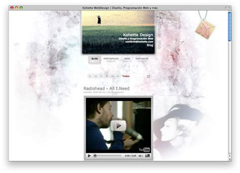 blog design ideas 100 nice and beautiful blog designs hongkiat