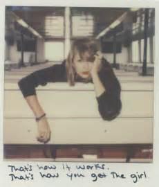 Taylor swift s 1989 polaroids taylor swift