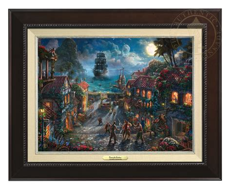 Photo Frame Disney If The Caribbean of the caribbean canvas classic the