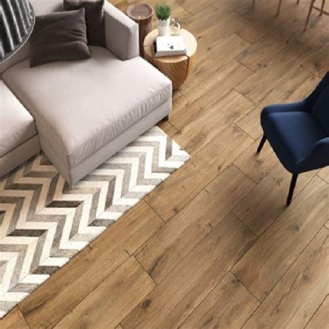 Interceramic Black Forest Kandel Brown Tile Flooring