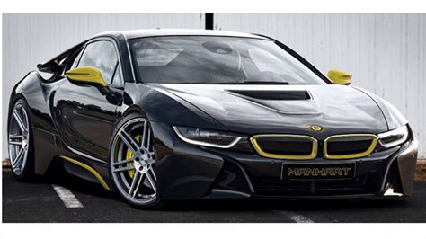 modified bmw i8 manhart wants to modify the bmw i8 top gear
