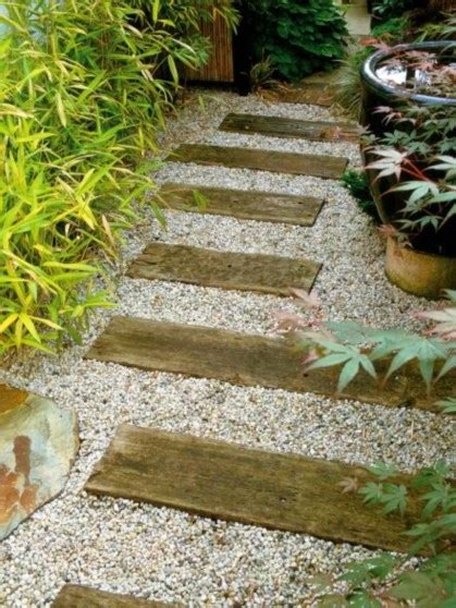 61 cheap and practical garden path and walkway ideas