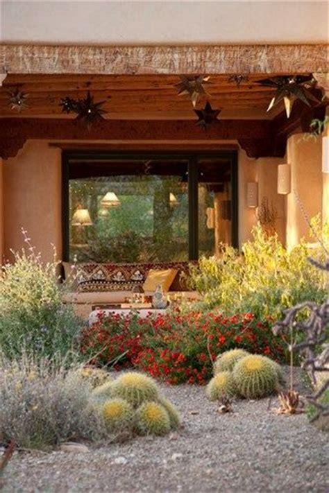 xeriscape garden in bloom boxhill landscape design tucson az garden oasis pinterest
