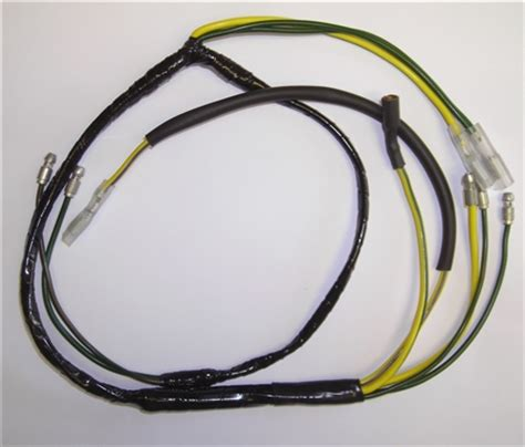 triumph spitfire  type overdrive wiring harness