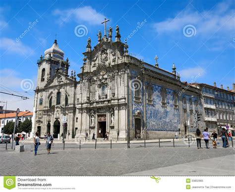 Small Narrow House Plans carmo and carmelitas churches in porto portugal editorial