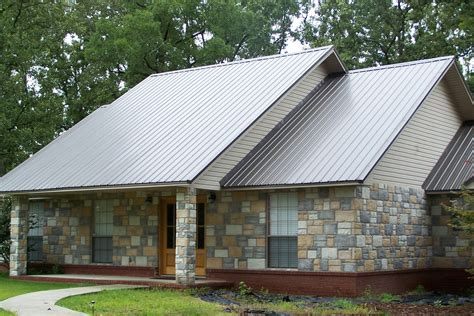 Dach Aus Blech by Beautiful House Plans With Metal Roofs Metal Roofing