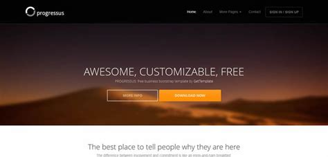 free bootstrap shop template progressus bootstrap themesbootstrap themes