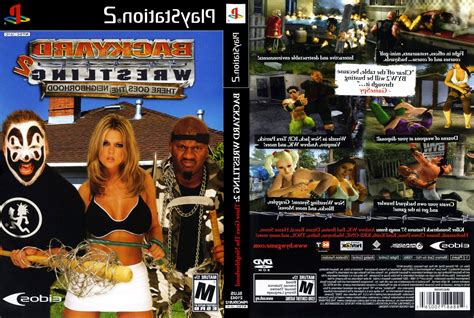 backyard wrestling video game backyard wrestling games design 5 backyard wrestling 2